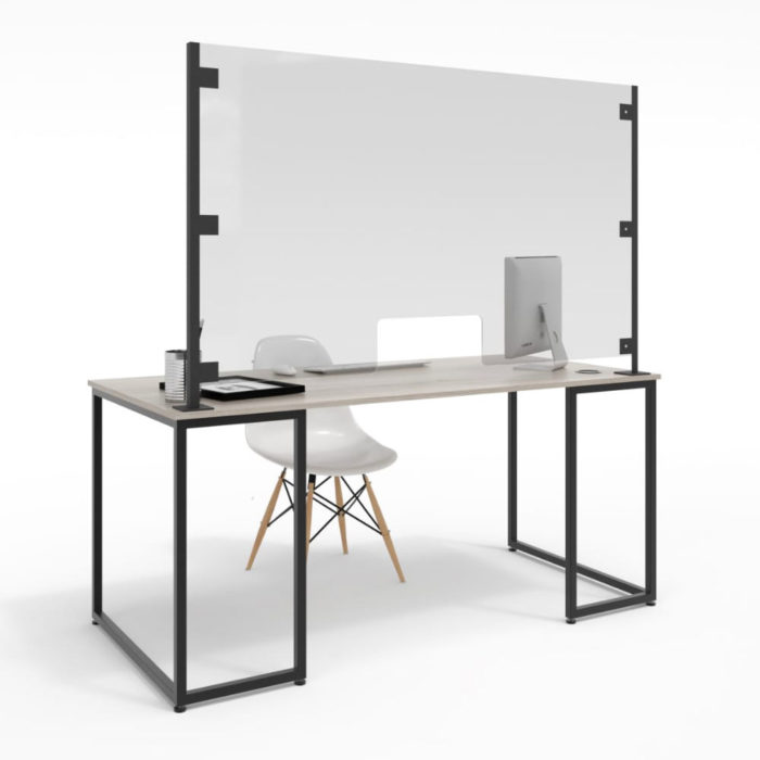 macphersons_office_furniture_screens_3mm-Perspex-Screens-with-25-x-25mm-Steel_2